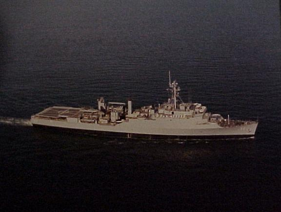 LSD-32 Underway ca 1981