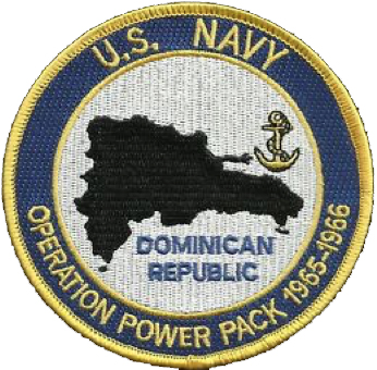 ITEM 22: Operation Power Pack (USN) patch